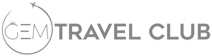 GEM Travel Club OFFICIAL Logo #868686.pn