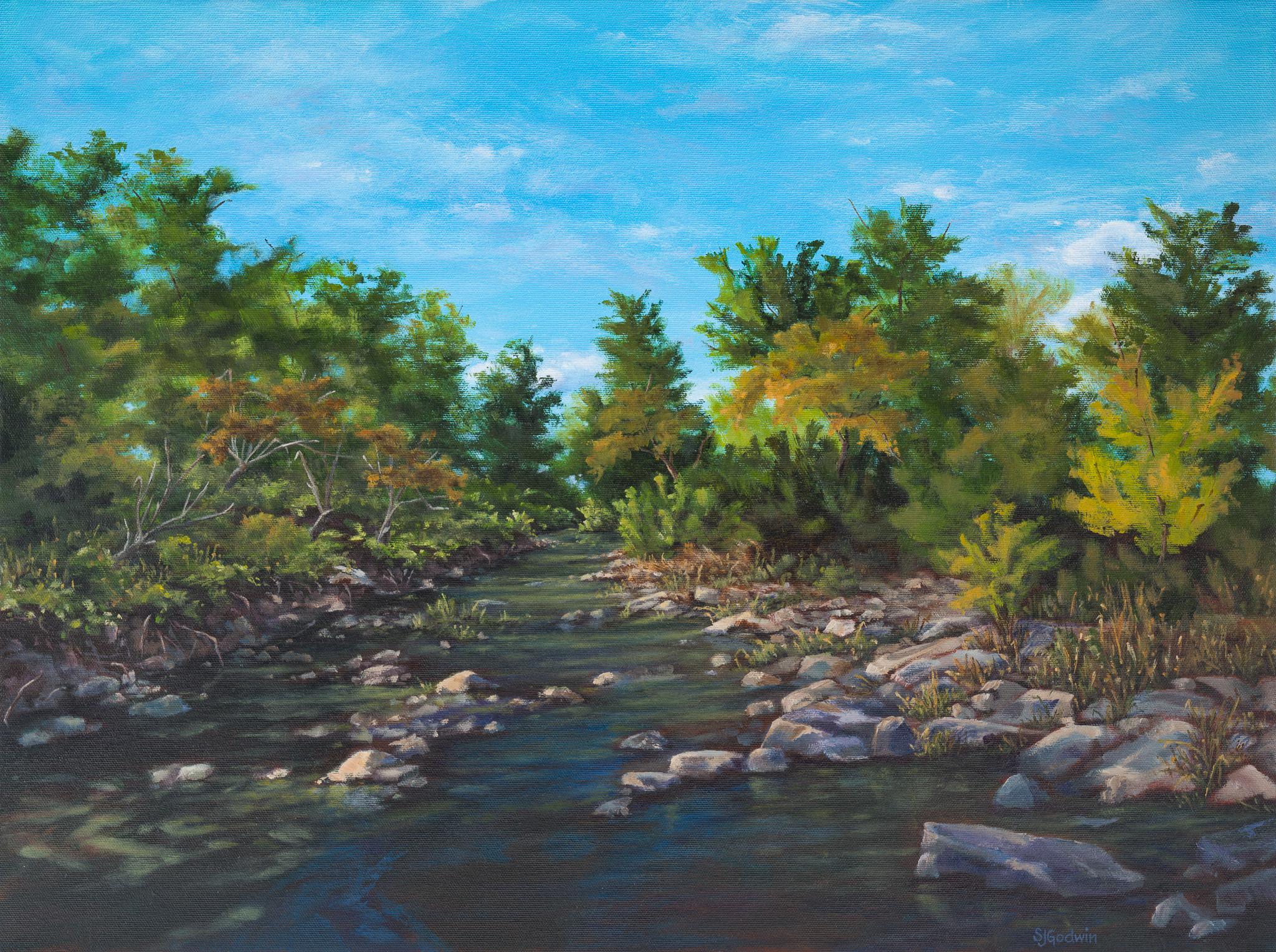 Humboldt Creek Hues