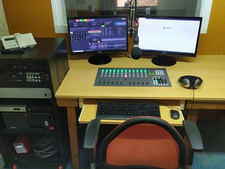 Ràdio Begur opta por el protocolo Dante para la emisión en alta calidad con DinesatPro Radio 11
