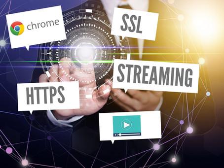 La última versión de Google Chrome rechaza reproducir streamings sobre protocolo no seguro HTTP