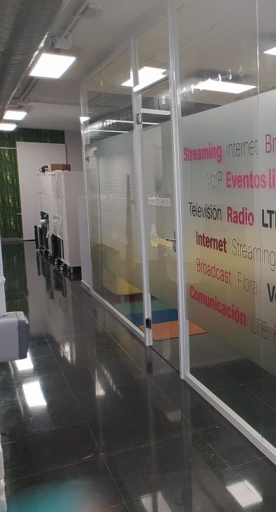 oficinas ICC Broadcast