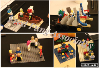 Use Lego Serious Play to Visualize Abstract Ideas