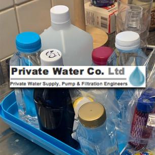 Private Water Supply Company in Cumbria, Lancashire