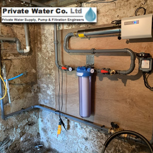 Basic and specialised filtration systems