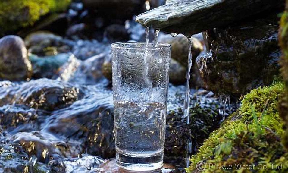 Private Water Co. Ltd - Private water supply company in cumbria