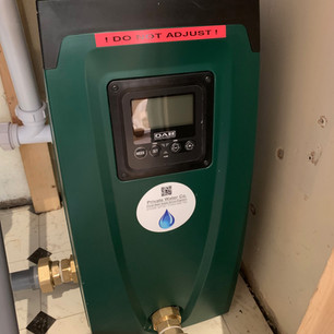 Booster Pump Supplied and Installed