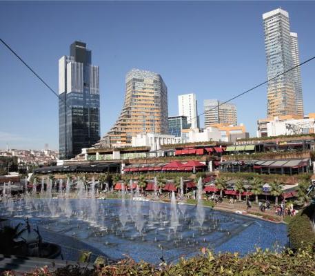 Watergarden Istanbul