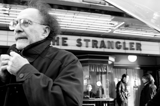 Director Monte Hellman