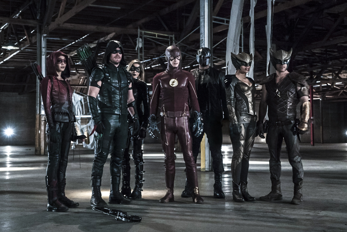 Arrow - Crossover