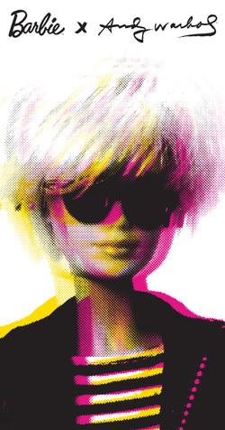 Barbie-Warhol
