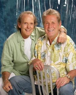 Harry Langdon and Brian Wilson