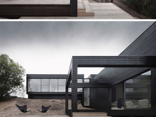 Black beauties | Stunning homes with dark exteriors