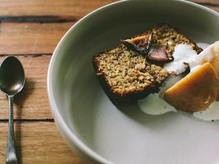In Season | Apple & Fig Breakfast Loaf
