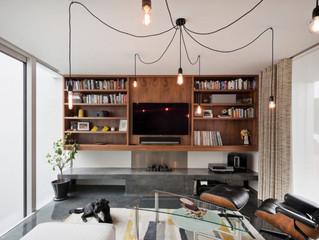 A Modern Dublin Home Built Around An Open Courtyard