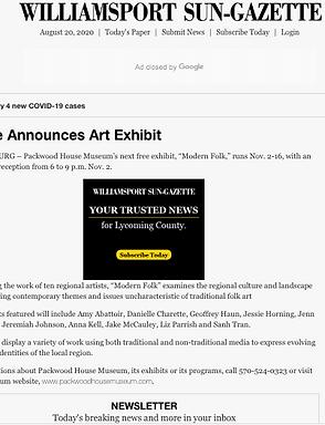 DANIELLE CHARETTE-PACKWOOD HOUSE MUSEUM-