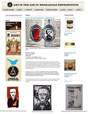 Art Show information, art in the age, philadelphia, danielle charette