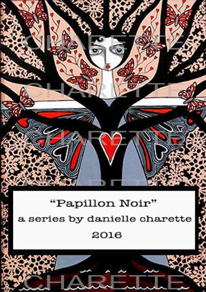 ARTIST DANIELLE CHARETTE ART OIL PAINTIN