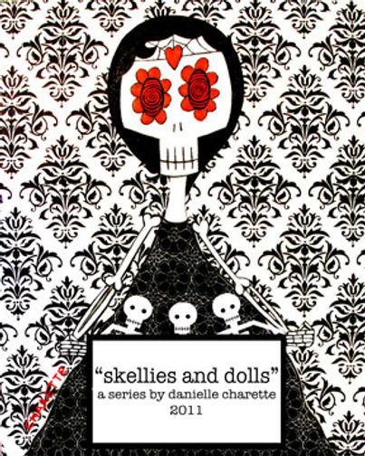 SKELLIES AND DOLLS