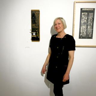 ARTIST DANIELLE CHARETTE ART WESTBETH GALLERY