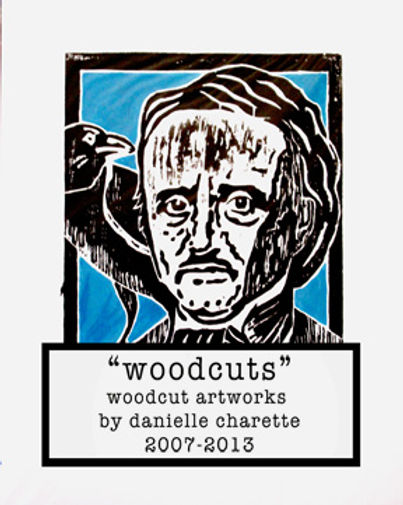 ARTIST DANIELLE CHARETTE ART SERIES WOOD