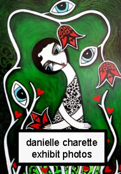 View photos from Art exhibits, exhibitions, gallery openings, shows, metropolis collective and the events of NYC contemporary narrative folk artist Danielle Charette