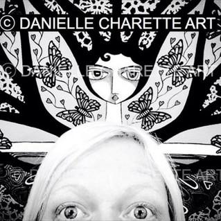 ARTIST DANIELLE CHARETTE ART