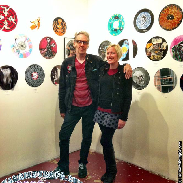 ARTIST DANIELLE CHARETTE AND RICHARD _RI