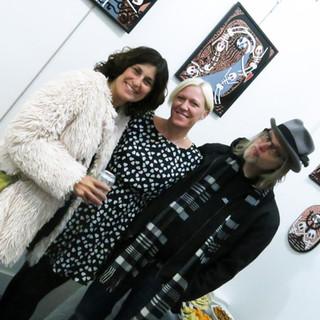 ARTISTS DANIELLE CHARETTE, JOHN CARRUTHE