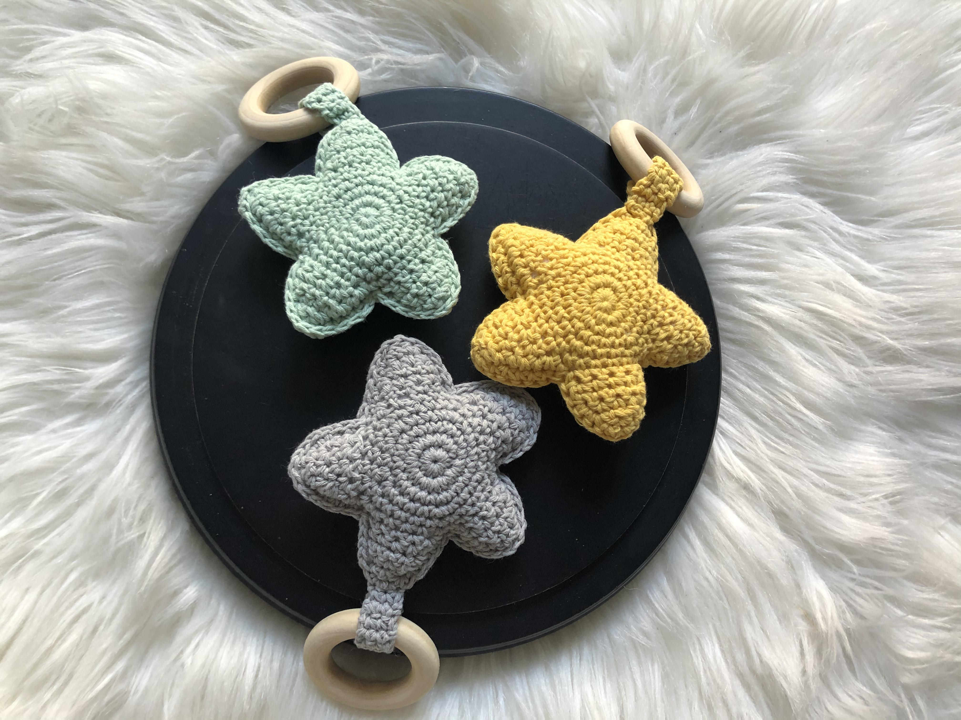 Etoile en Crochet