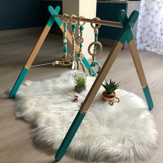 Modèle Turquoise