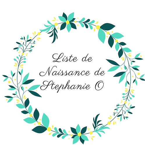 Arche liste de naissance Stephanie O