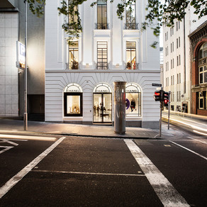 COMMERCIAL CONSTRUCTION - CHANEL ASIA PACIFIC MELBOURNE HQ