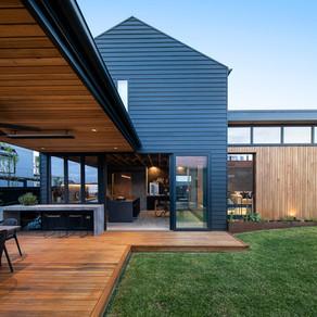TORQUAY HOUSE - ARCHITECTURE