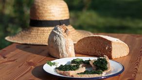 Wilde Küche schmeckt nach Knobi