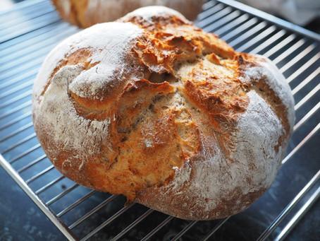 Das Glück des Brotbackens