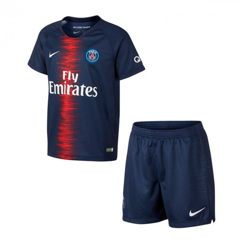 7ba2202591 UNIFORME P S G - PARIS SAINT GERMAIN NIÑOS 2019