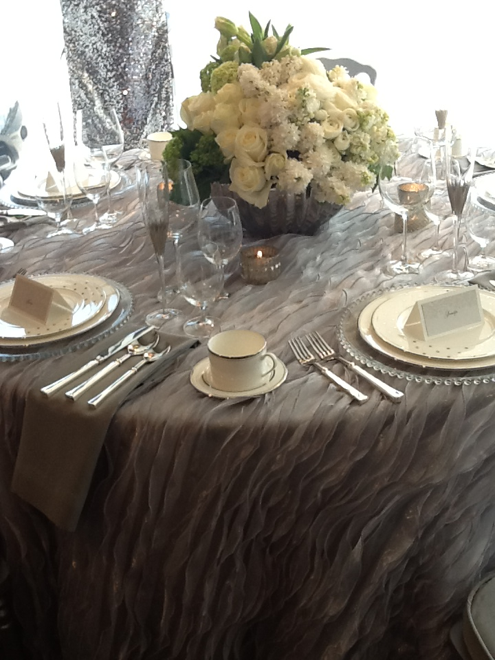 #MKPDE Table Linen and Design