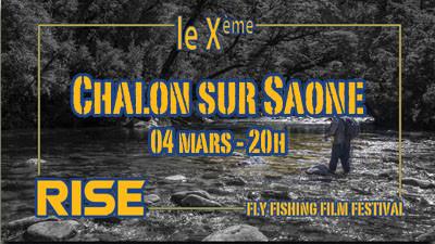 LE RISE FESTIVAL passera par Chalon-sur-Saône le 4 mars 2020