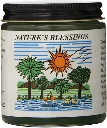 NATURE'S BLESSING 4OZ