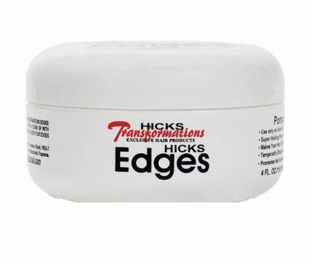 Hicks Edges Pomade 4oz