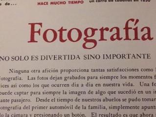 La importancia de las fotografías