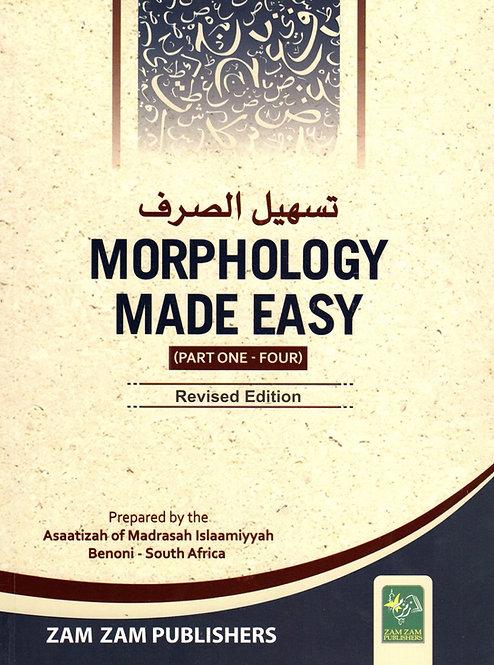Morphology Made Easy
