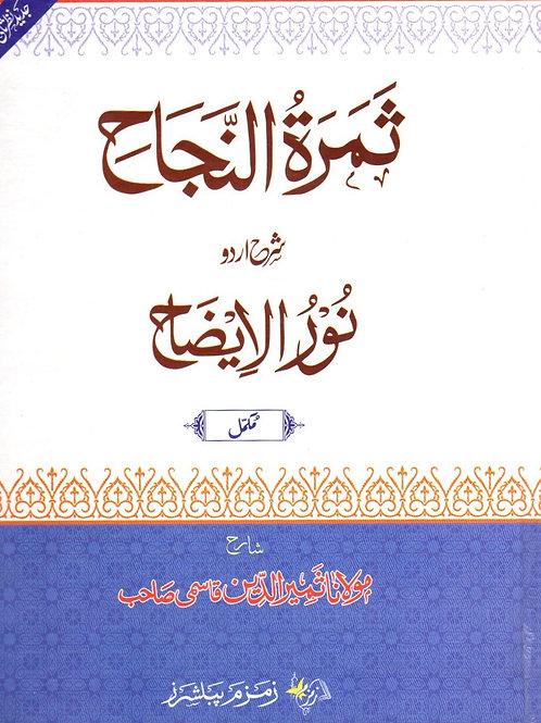 Thamarah al-Najah Sharah Nur al-Idha