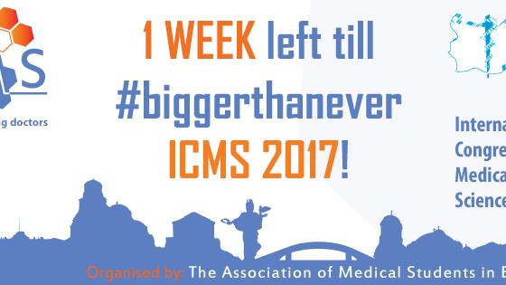 Предстои едно от най-сериозните научни събития за студенти по медицина и млади лекари - ICMS 2017