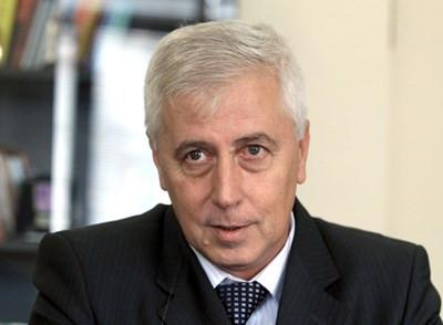 Съюзът на българските медицински специалисти (СБМС) с нов председател.