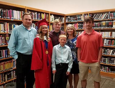 Tom Thompson Family