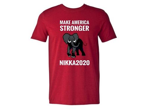 Make America Stronger T-Shirt
