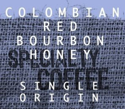 COLOMBIAN RED BOURBON HONEY