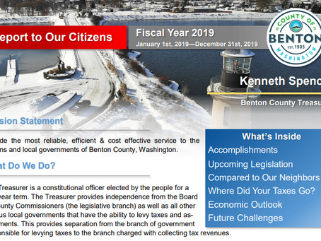 2019 Annual Citizen Centric Report