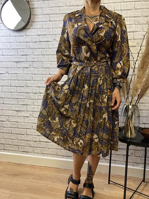 Vintage Paint Dress